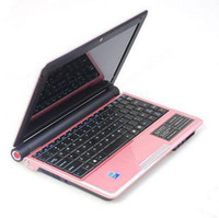 Wholesale free amp drop ship inch Netbook Laptop intel D425 GHz GB windows xp