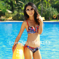 adjustable nylon tie strap - sexy bikini swimwear bathing suit Underwire with adjustable straps top and pants with adjustable tie side