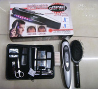 Wholesale New Power Grow Comb Kit Hair Loss Regrow Therapy Cure