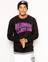 Cheap Wholesale-BILLIONAIRE BOYS CLUB 100% COTTON GRAPHIC MENS T-Shirts SWEATSHIRTS PYERX PLAYER ASAP Rocky pigalle yeezus Hoodies TEE