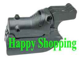 Wholesale-Red Laser Dot Sight Picatinny Rail Mount For 1911 Pistol Black Color Free Shipping