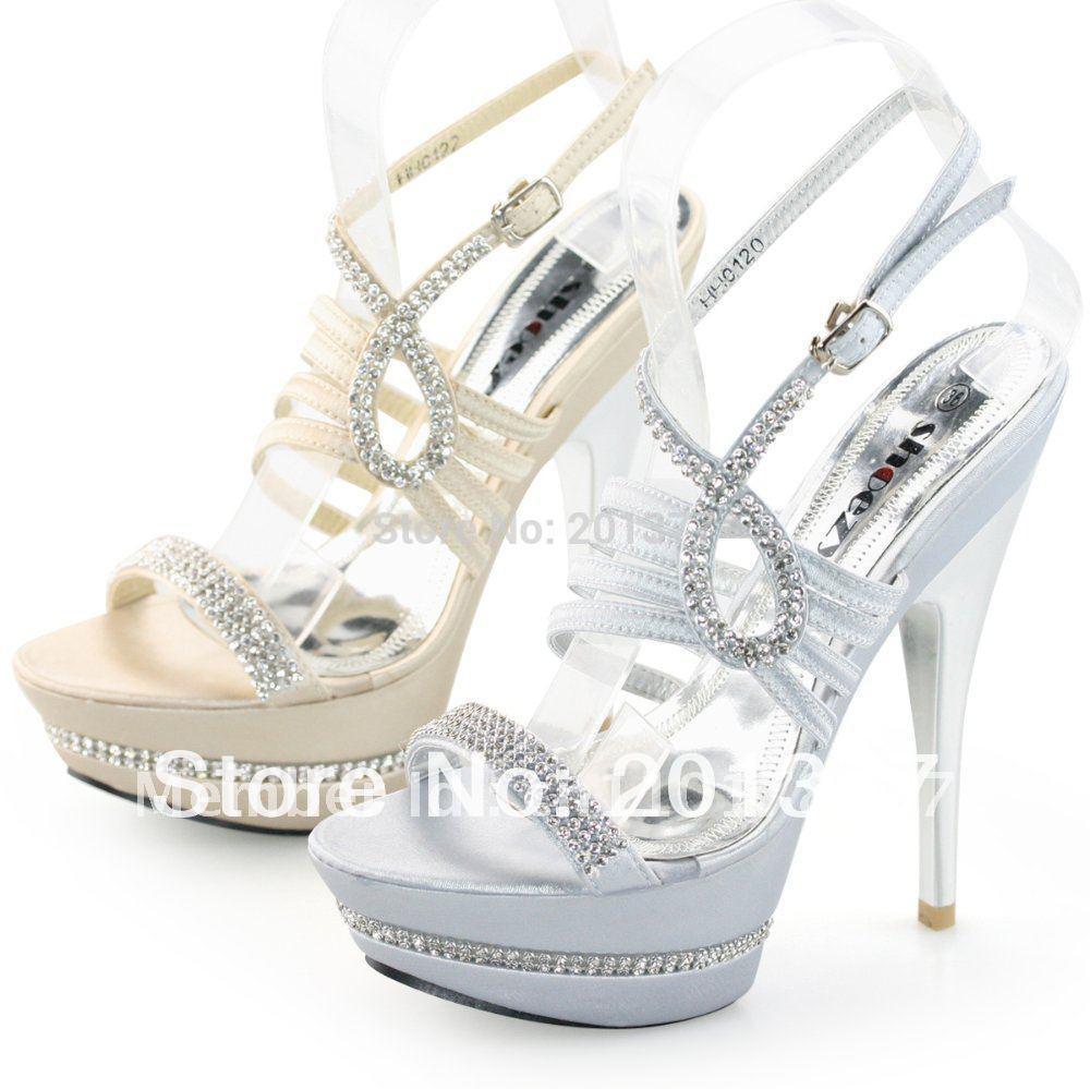 Very High Platform Heels