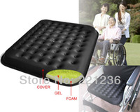 wheelchair cushion - Pressure Relieving breathable gel cushion Handicapped Wheelchair Cushion Office of the cushion
