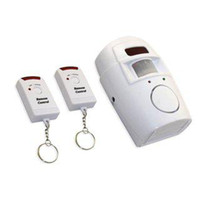 Wholesale Security Sensors Surveillance Motion Sensor Home Security Alarm system IR Infrared Remote hot saled