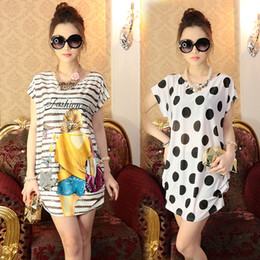 Wholesale-New 2015 Women summer Dress Loose Mayan Women With short sleeves Dress Women Maternity Dress Clothes for pregnant women