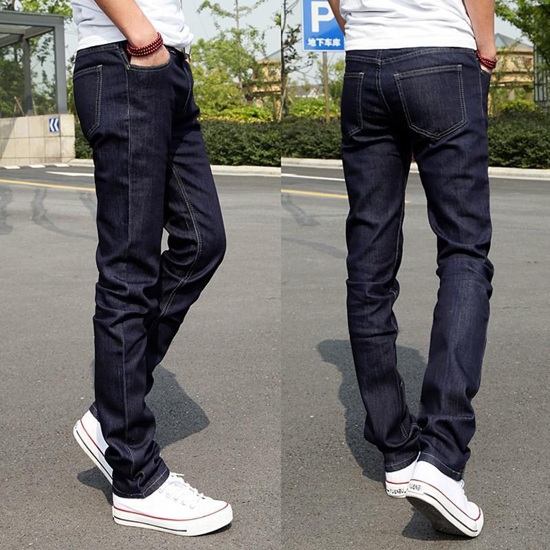 slim skinny jeans for men - Jean Yu Beauty