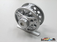 Wholesale Topgrad New Aluminum Die Casting Fly Fishing Reels mm Precision bearing One way bearing C