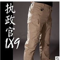 Wholesale TAD Archon IX9 Military Outdoors City Tactical Pants Men Spring Sport Cargo Pants Army hiking pants men and waterproof pants