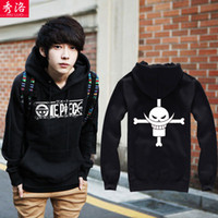 ace clothes - New Anime One Piece Clothing Fire Fist Ace Hooded Sweatshirt Cosplay Hoodie Costumes