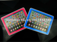 abc music - Y Pad ABC learning educational toys for children Pink and Blue Mixed Y Pads with Music and Led Light