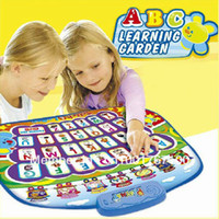 abc educational mat - Baby Safety Sound English ABC Learning Mat Educational Toy Playmat