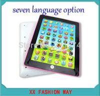 arab language - Portuguese Russis Spanish English Thai Arab Chinese Language Option Children Computer Interactive Tablet Child Educational