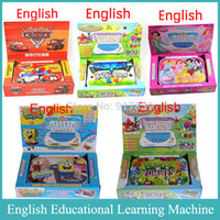 best educational laptop for kids - Hot Cartoon Learning amp Educational Toys Childern laptop computer English learning machine Best gift for kids English Language