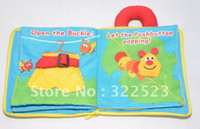 best english books - Best selling Children s toy cloth book edycational learning english book toys