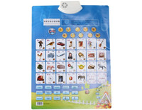 audio learn english - Infants Early Enlightenment Electronic Teaching Audio Wall Chart D Reading Chart Educational Toy English