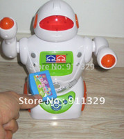 Precio de Historia ruso-Venta al por mayor de mayor venta !! juguete ruso de aprendizaje de máquina portátil juguetes niño máquina de la historia divertido juguete educativo libre del envío de los niños, 1