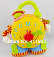 alphabet image - baby toy alarm clock image shake style to IQ beneficial personality Educational toys size CM CM