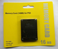 Wholesale 16MB M High Speed Memory Card for Sony PlayStation PS2 DHL FEDEX EMS