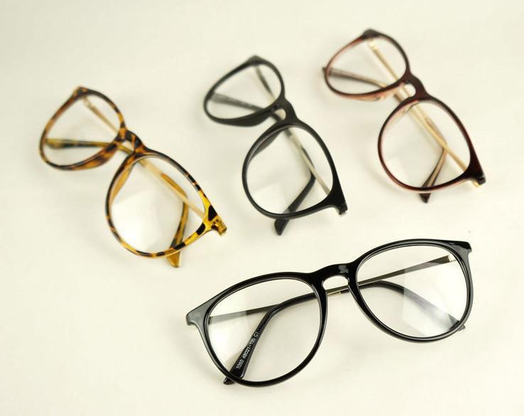 glasses fashion 2015  Wholesale Retro Fashion 2015 Glasses Women Eyewear Vintage Round ...