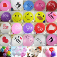 Wholesale Beauty Heart Love balloons Party Wedding Birthday Decor Balloon Styles