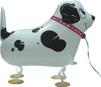 balloon pets game - Dalmatians Dog walking pet Helium balloons Kids birthday party decorations Inflatable toys gifts for children games