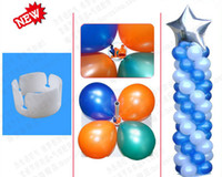 balloon arches kits - Balloon clips lock latex balloons auto lock baloon auto lock tie clasps balloon arch kit