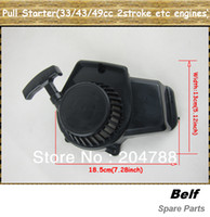 Wholesale High quality Pull Starter for mini pocket quad scooter dirt bike stroke cc cc cc cc cc etc engines