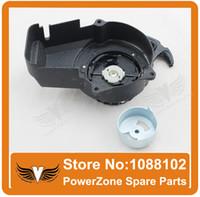 Wholesale Aluminum Alloy Pull starter Easy to Pull Fit cc cc Stoke Mini Dirt Pocket Pit Bike Moto ATV Quad