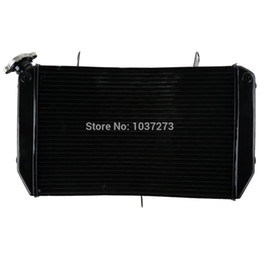 Motorcycle Radiator Cooler for YAMAHA FAZER 1000 FZ1S FZ1N FZS1000 FZ1000 2006-2012