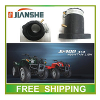 atv intake manifold - JIANSHE cc ATV ATV400 intake pipe manifolds EURO II accessories
