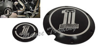 Wholesale Derby amp Timer Cover Black For Harley XL XR Sportster Iron Seventy Two Forty Eight XLH883 XL883N XL1200V XL1200X