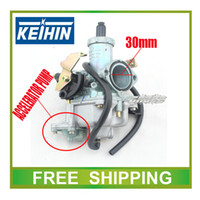 accelerated performance - KEIHIN mm carburetor with accelerating pump accelerator cc cc motorcycle dirt bike racing performance carburetor