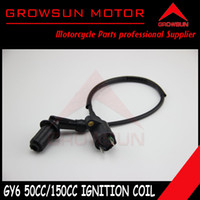 baotian parts - Scooter Ignition Coil Chinese Scooter Parts for GY6 cc QMB139 cc cc Scooter SUNL Roketa NST Baotian Keeway Taotao