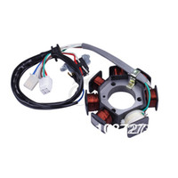 Cheap Wholesale-Motorcycle Accessories Stator for YAMAHA YBR125 YBR 125 2002-2015