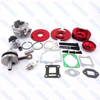 big mini bikes - High Performance Big Bore Kit mm Cyinder Piston For cc cc Mini Dirt Bike Mini Scooter ATV Quad Pocket Bikes Minimoto