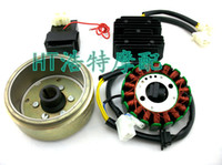 Cheap Wholesale-Refires motorcycle gy6 18 high power scooter general engine magneto coil