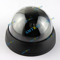 Wholesale New Red LED Flash Dome Fake Dummy Camera with Gift Box