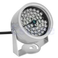 Wholesale S111 1 Pieces CTV LED Illuminator light CCTV Security Camera IR Infrared Night Vision Lam