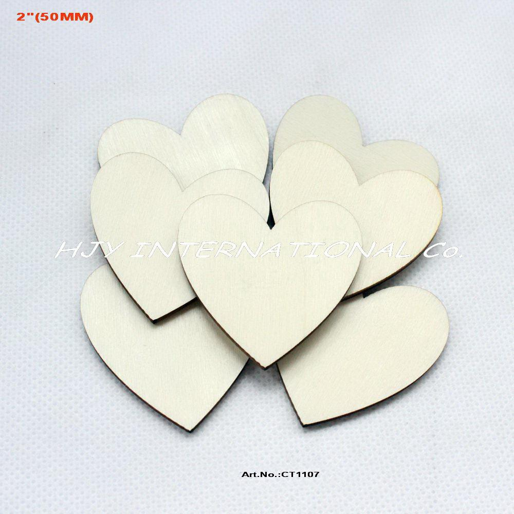 Best wholesale unfinished blank wooden heart supplies cut for Wholesale wood craft cutouts