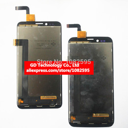 Wholesale Original Full LCD Display Screen For ARCHOS Platinum with Digitizer Touch glass for K touch S5T black