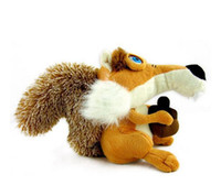 Wholesale Head Move Squirrel Talking Plush Toy Repeat Any Language Baby Talking Animal Toys Gift Drop Shipping