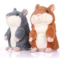 Wholesale Woody O Time repeat talking hamsters toying toys free shippment