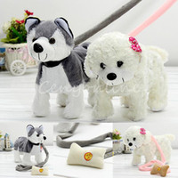 Wholesale Singing Dancing Walking Electronic Moving Dog Puppy Toy Gift For Kids Children Girl Boy Child