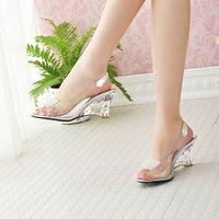 Kalın Platform Topuklu Sandalet(Clogs Takunya) Modası