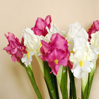 alice silk - home decor Alice decor flower silk flower artificial flowers holiday decoration graceful iris