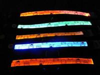 Wholesale LED Flashing Pet Necklace Dog Collar LED Flashing Pet Dog Light Collar Printed Little Bear Images