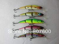 ball pike - Jointed Lure Swimbait Pike Seabass Lure mm g Ball Bearing System
