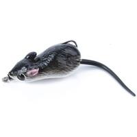Wholesale Sea Fishing Mouse Shape Lures Baits Hooks Soft Mice Crank Baits Fishhooks Lures amp Drop Shipping