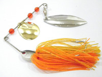 bass catching - Fishing Lure Spinnerbait Fresh Water Shallow Water Bass Minnow Big Catching Fishing Tackle SP101X257