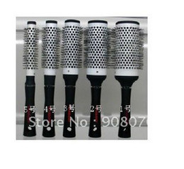 Wholesale Best selling Tony cover professional volumes fashion hair roller comb wave circular four size